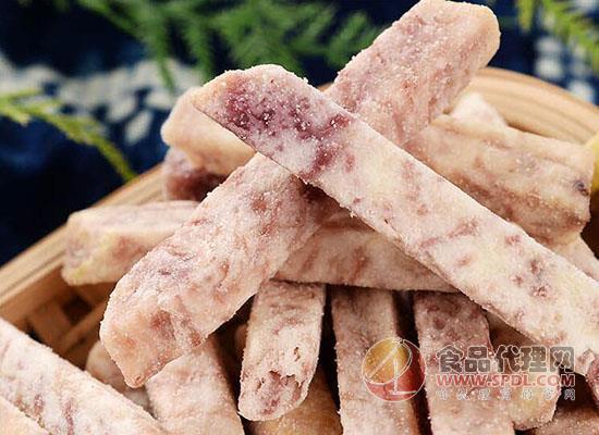 軒舟荔浦香芋頭條250g價格是多少,香脆可口營養美味