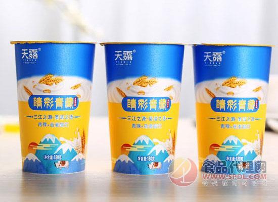 天露青稞燕麥酸奶價格是多少,青稞燕麥健康組合