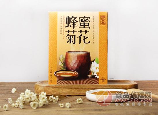 寿全斋蜂蜜菊花茶价格是多少,时刻尽享好味道