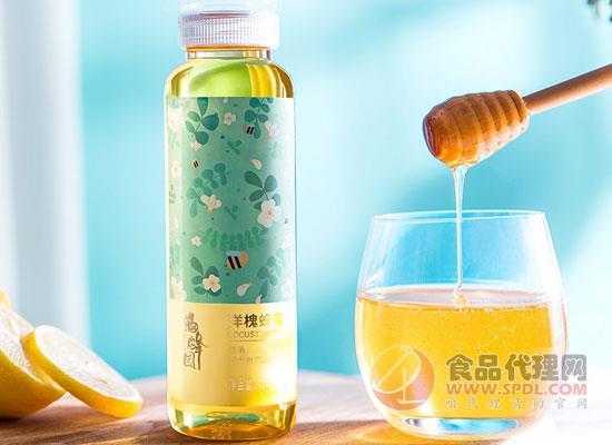 福蜂园洋槐蜂蜜价格是多少,气味纯正自然