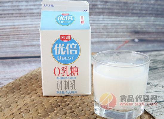 哪種光明牛奶適合老年人喝,光明優倍的優點