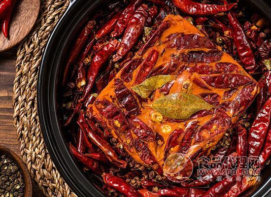 小龙坎牛油火锅底料450g价格是多少,辣而不燥久吃不腻