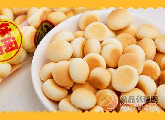 徐福記小饅頭500g價格是多少,濃濃奶香美味好吃