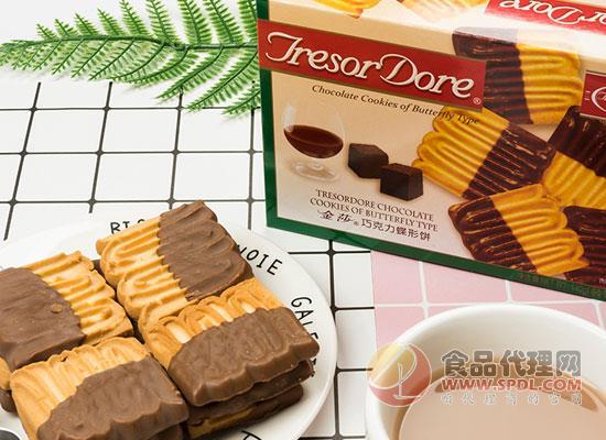 金莎巧克力饼干价格是多少,吃货必备