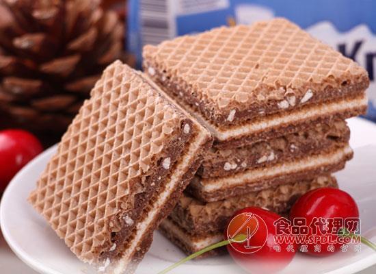 德國Knoppers巧克力餅干怎么樣,五層美味驚爆味蕾