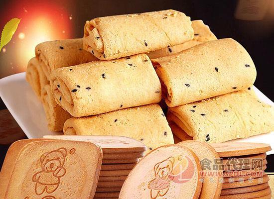 卡賓熊蜜松雞蛋小熊兒童餅干價格是多少,營養美味口感香甜