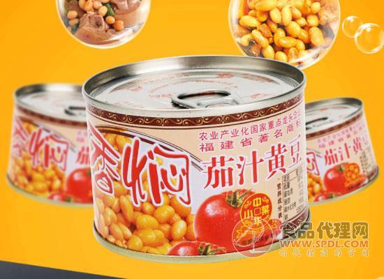 樂隆隆黃豆罐頭價格是多少,做菜好幫手