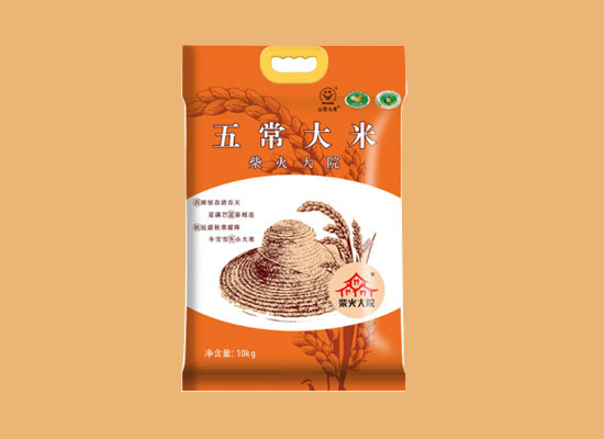 柴火大院五常大米價格是多少,顆粒飽滿圓潤