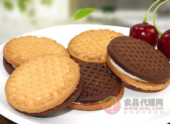 小时候吃的夹心饼干有哪些,夹心饼干的做法