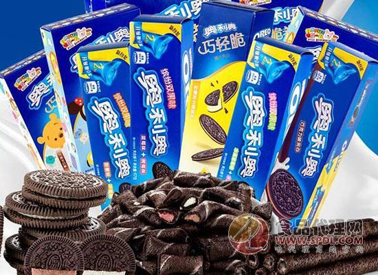 奧利奧夾心餅干696g價格是多少,讓孩子吃到好餅干