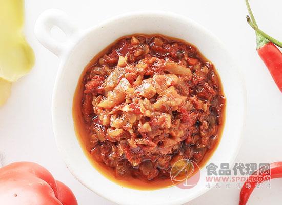饭爷雪域天椒香脆丁调味酱价格是多少,优选好食材