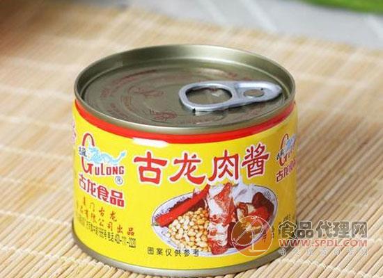 古龙罐头可以直接吃吗,古龙香菇肉酱怎么做菜比较好吃