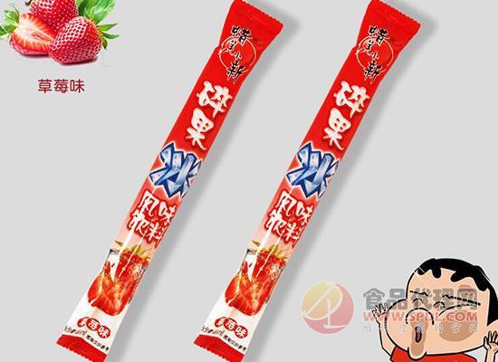 蜡笔小新棒棒冰85ml价格是多少,六种口味任您挑选