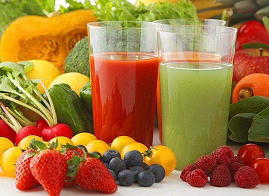 果蔬汁什么时候喝好,给您四种常见的果蔬汁