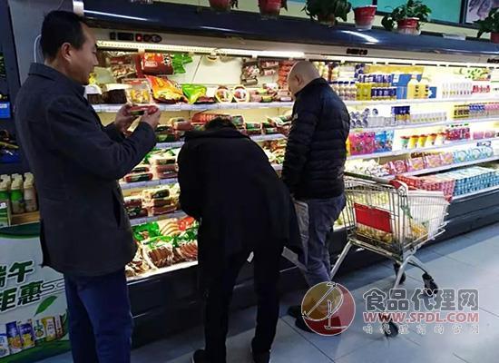 麦积区市场监督管理局重视食品抽检,确保食品的安全