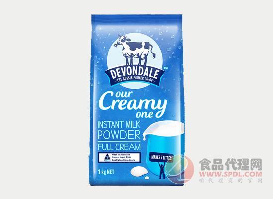 德運調制奶粉價格是多少,純粹香醇源于自然