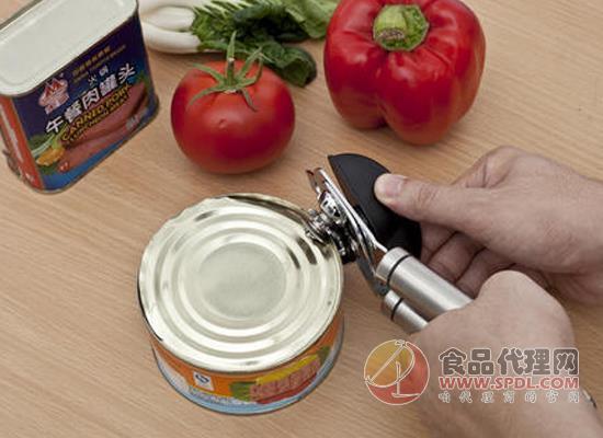 开罐头的小窍门有哪些,教你如何正确开启罐头