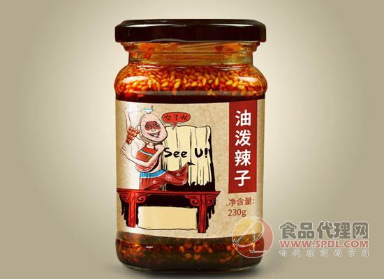 川娃子麻辣油泼辣子价格是多少,传统手艺更醇厚
