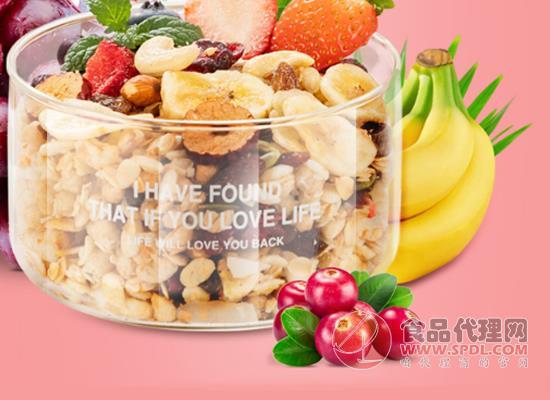 歐扎克水果堅果麥片價格是多少,美味早餐分分鐘搞定