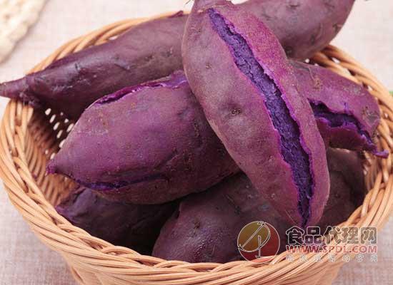 紫薯不能和什么一起吃,這些食物要知道