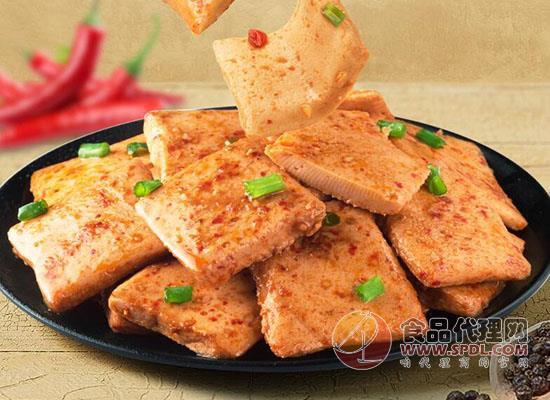 金磨坊鱼豆腐价格是多少,满口鱼香鲜嫩可口