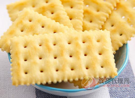 苏打饼干吃多了会发胖吗,这样食用不会使身材走形