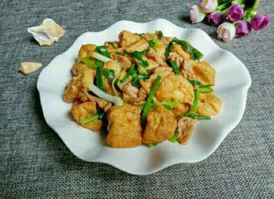 油豆腐怎么做好吃,这样做营养丰盛味道好