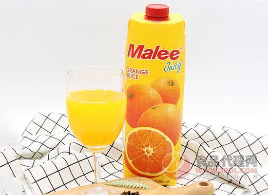玛丽橙汁饮料价格是多少,无菌包装喝的放心