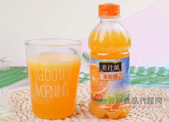 怎么辨别美汁源果粒橙的真假,这些方法要知道
