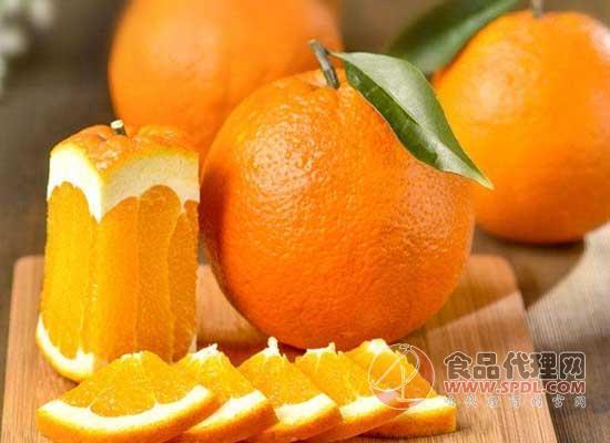 脐橙怎么吃更好吃,喜欢吃橙子的看过来