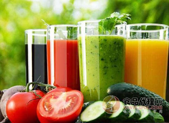 果蔬汁喝多少好呢,来看看喝果蔬汁的好处