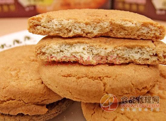 五谷杂粮饼干热量是多少,口感好营养高