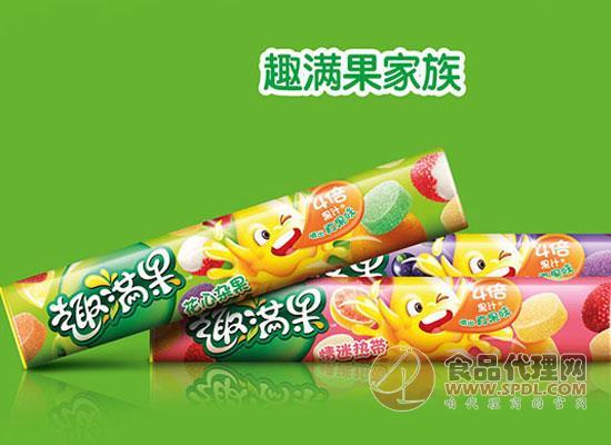 果汁软糖哪个牌子好,喜欢吃糖果的人赶紧围观