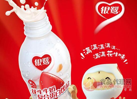 银鹭花生牛奶多少钱,营养早餐必备饮品