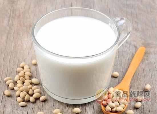 花生牛奶豆浆怎么做,这样制作简单美味好喝