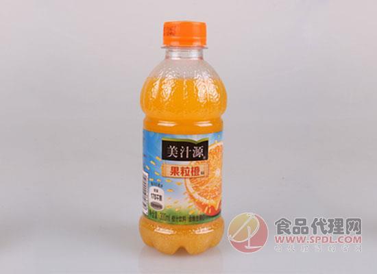 美汁源果粒橙是哪家公司的,很多人都想錯了
