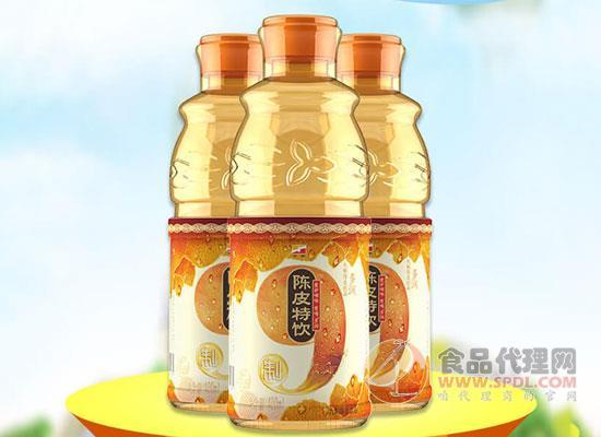 东鹏九制陈皮饮料价格是多少,多喝多润