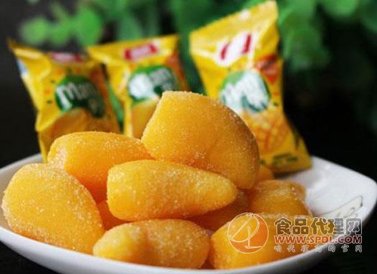 果汁软糖做法分享,简单美味又有营养