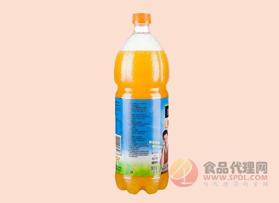 可口可乐一箱果粒橙多少钱,好喝不贵
