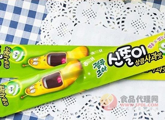韩国果汁软糖品牌哪个好,选择海太没毛病