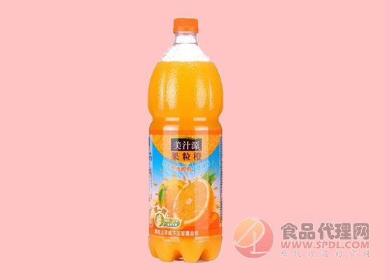 美汁源果粒橙好喝嗎,盡享美味休閑時刻
