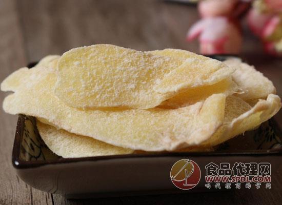 在家如何做干姜片,加入白糖更香甜