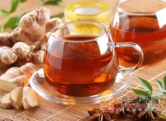 紅茶干姜片泡茶有哪些好處,飲用時間有講究