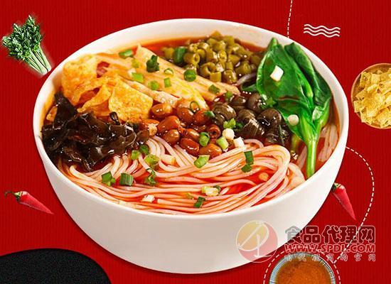 食战家螺蛳粉价钱是多少,方便速食美味好吃