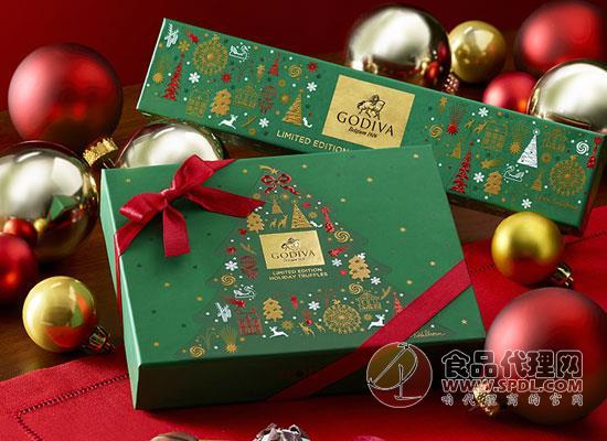 歌帝梵圣诞巧克力怎么样,让你即刻幸福满满