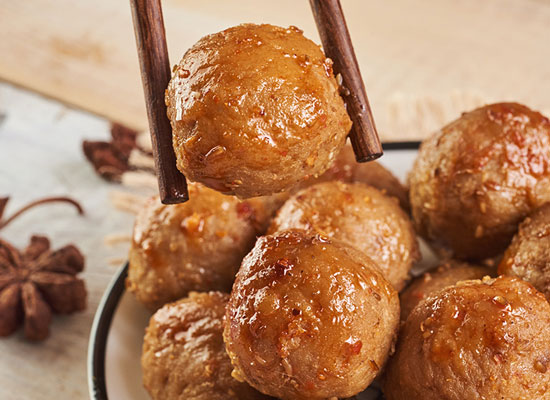 善味阁牛肉丸怎么样,层层精选优质食材