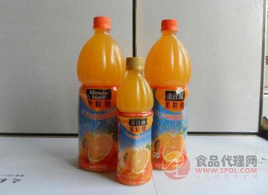 果粒橙的營養價值有哪些,你要的答案在這里