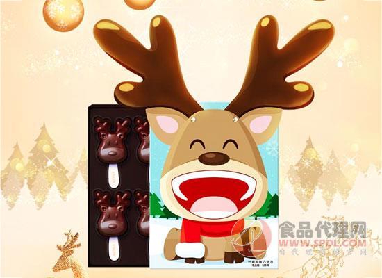 怡浓圣诞麋鹿巧克力的价格是多少,纵情享受丝滑口感