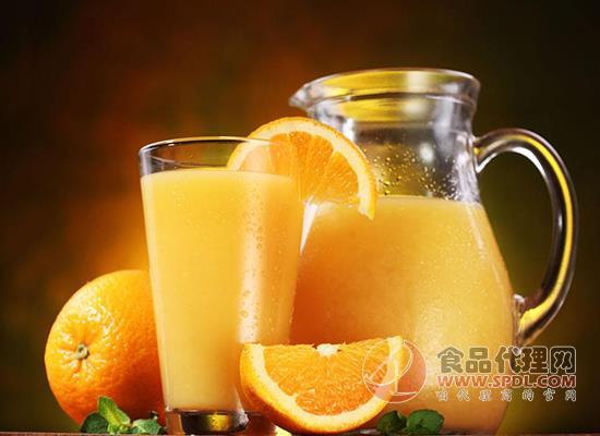 果粒橙可以喝吗,适量喝美味爽口
