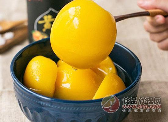 林家鋪子黃桃罐頭多少錢,美味爽口吃出鮮桃的甜蜜
